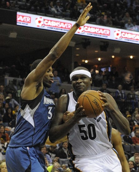 Minnesota Timberwolves vs. Memphis Grizzlies - 2/6/15 NBA Pick, Odds, and Prediction
