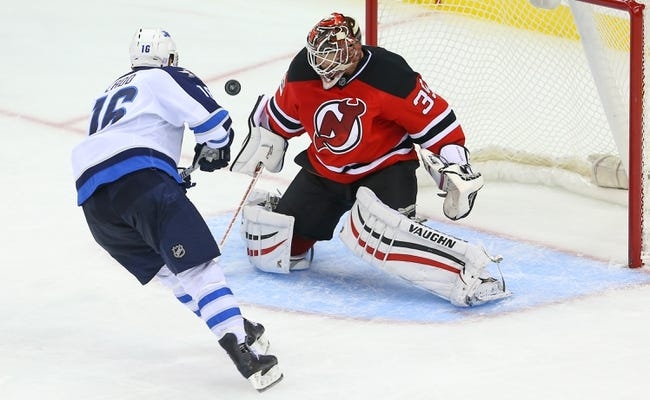 Winnipeg Jets vs. New Jersey Devils - 11/18/14 NHL Pick, Odds, and Prediction
