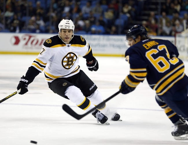 Boston Bruins vs. Buffalo Sabres - 3/17/15 NHL Pick, Odds, and Prediction
