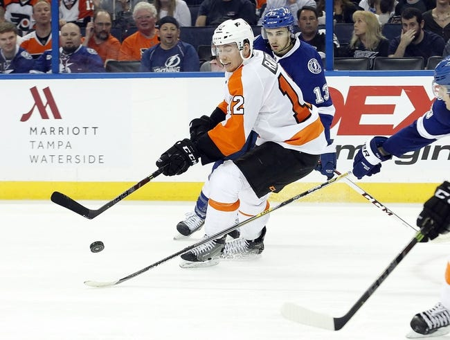 NHL | Tampa Bay Lightning (19-9-3) at Philadelphia Flyers (11-13-5)