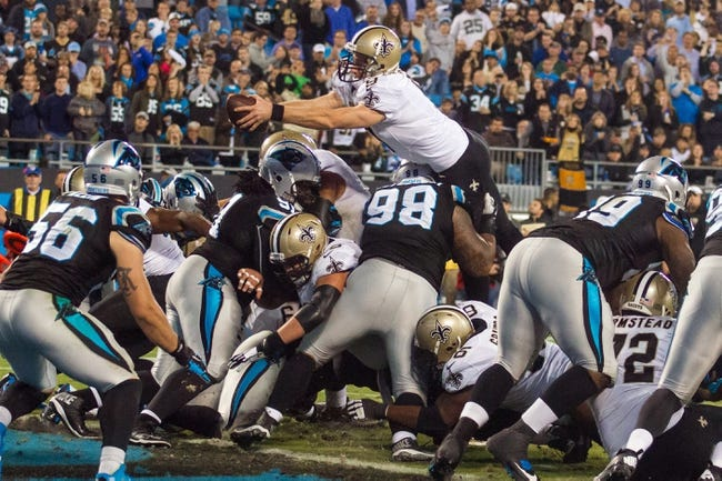 Saints vs. Panthers - 12/7/14 NFL Pick, Odds, and Prediction