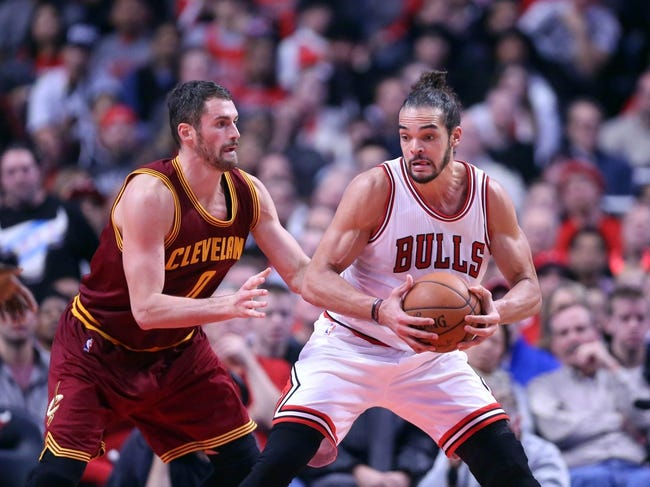 Cavaliers vs. Bulls - 1/19/15 NBA Pick, Odds, and Prediction