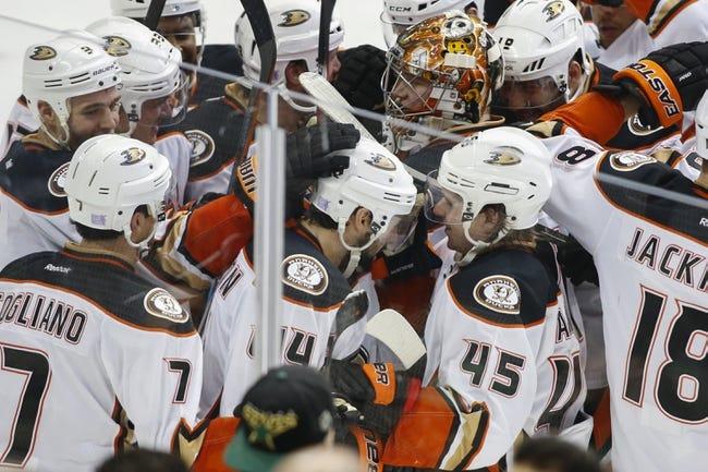 Dallas Stars vs. Anaheim Ducks - 3/1/15 NHL Pick, Odds, and Prediction