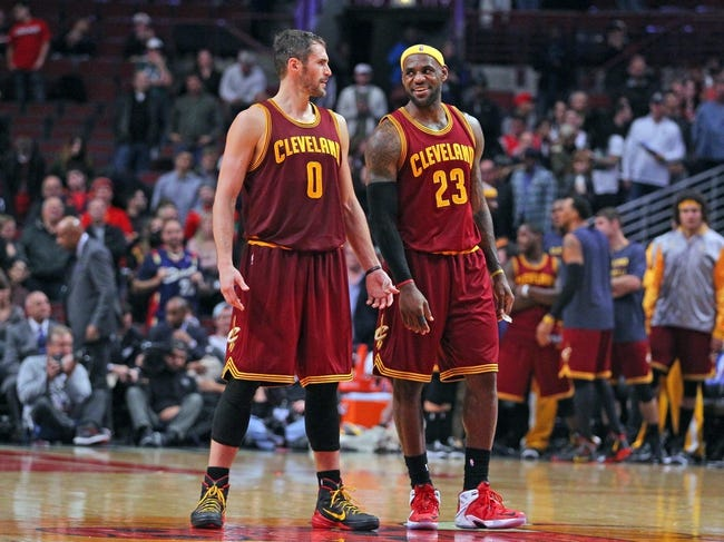 Denver Nuggets vs. Cleveland Cavaliers - 11/7/14 NBA Pick, Odds, and Prediction