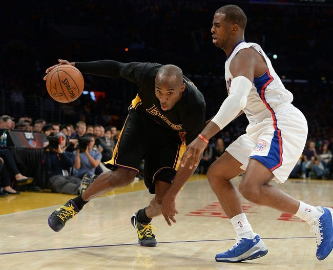 Clippers vs. Lakers - 4/5/16 NBA Pick, Odds, and Prediction