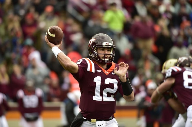 Wake Forest Demon Deacons vs. Virginia Tech Hokies - 11/22/14 College Football Pick, Odds, and Prediction