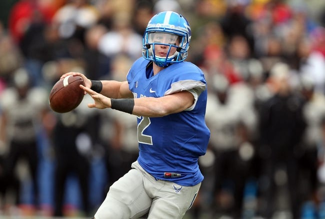 UNLV Rebels vs. Air Force Falcons - 11/8/14 College Football Pick, Odds, and Prediction
