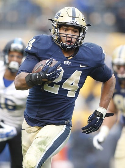 North Carolina Tar Heels vs. Pittsburgh Panthers - 11/15/14 College Football Pick, Odds, and Prediction