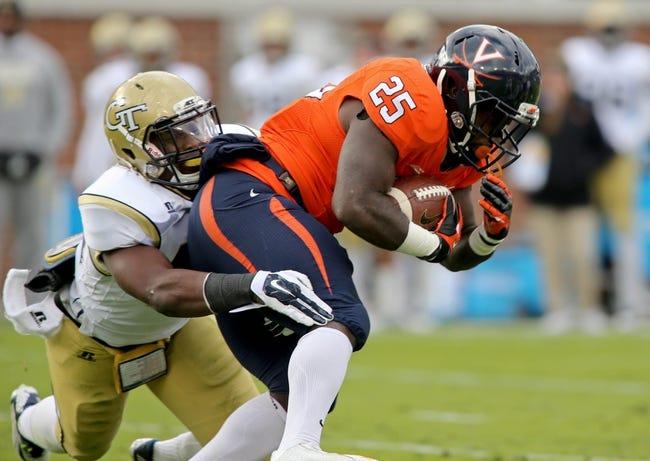 Florida State Seminoles vs. Virginia Cavaliers - 11/8/14 College Football Pick, Odds, and Prediction