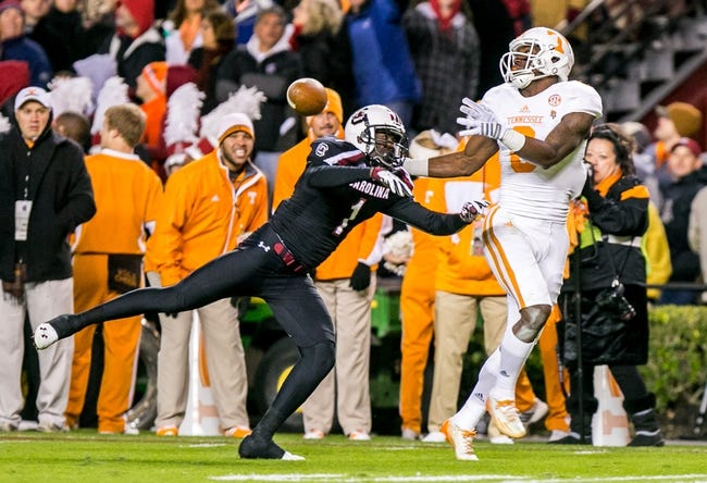 Tennessee vs. Kentucky - 11/15/14 College Football Pick, Odds, and Prediction