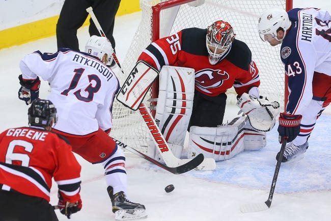 Blue Jackets vs. Devils - 3/31/15 NHL Pick, Odds, and Prediction