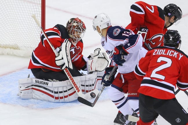 Columbus Blue Jackets vs. New Jersey Devils - 2/28/15 NHL Pick, Odds, and Prediction
