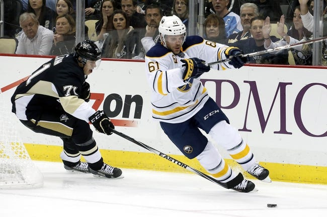 Buffalo Sabres vs. Pittsburgh Penguins - 11/8/14 NHL Pick, Odds, and Prediction