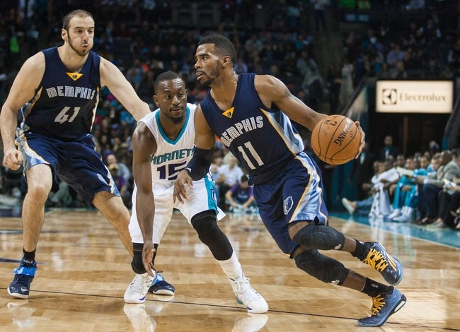 Grizzlies vs. Hornets - 12/12/14 NBA Pick, Odds, and Prediction