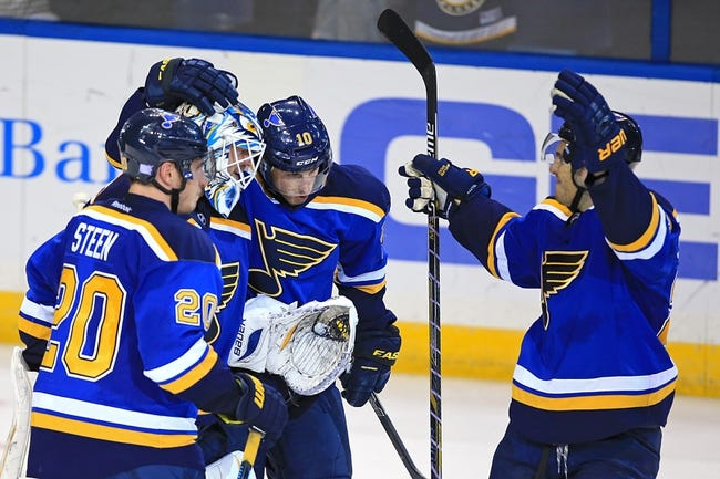 Colorado Avalanche vs. St. Louis Blues - 12/13/14 NHL Pick, Odds, and Prediction