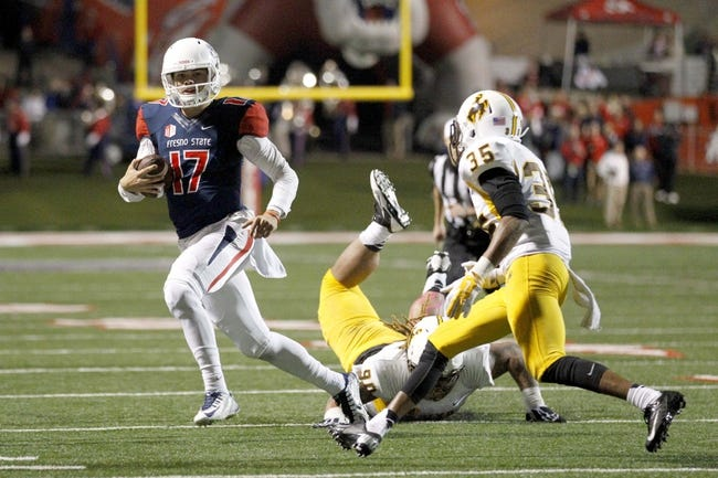 CFB | Abilene Christian Wildcats (1-1) at Fresno State Bulldogs (6-8)
