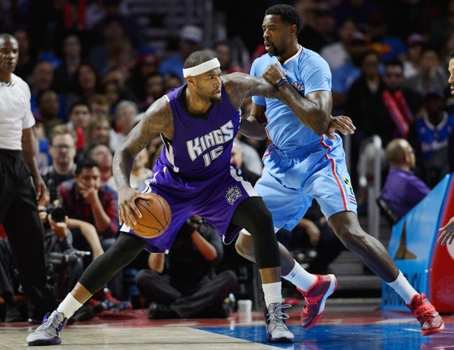 Sacramento Kings vs. Los Angeles Clippers - 1/17/15 NBA Pick, Odds, and Prediction