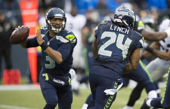 Seattle Seahawks vs. New York Giants - 11/9/14 NFL Pick, Odds, and Prediction