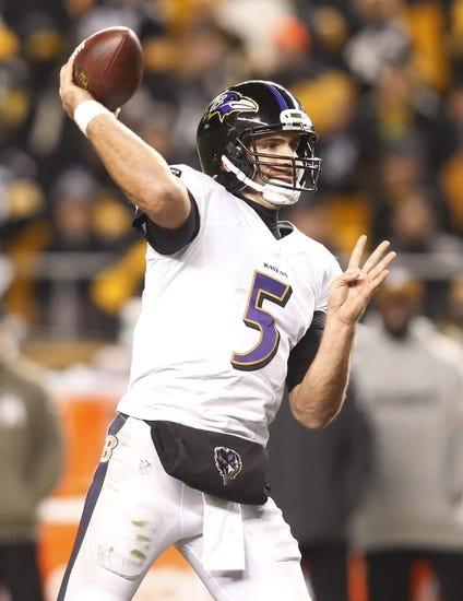 Ravens vs. Titans - 11/9/14 NFL Pick, Odds, and Prediction