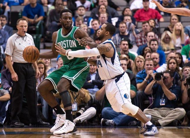 Celtics vs. Mavericks - 1/2/15 NBA Pick, Odds, and Prediction