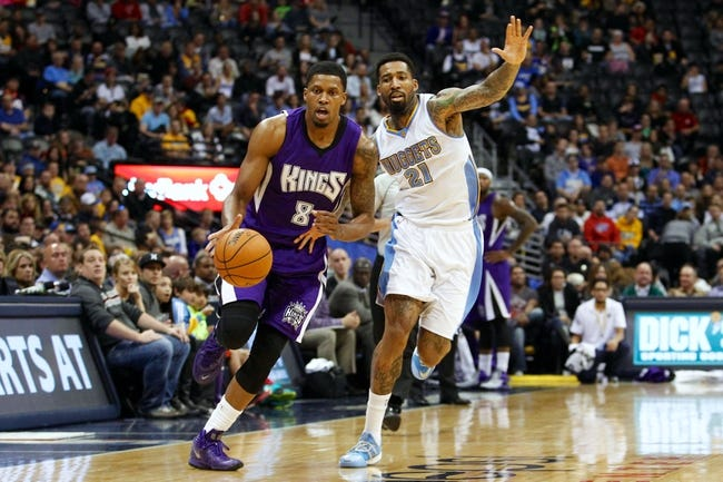 Kings vs. Nuggets - 11/5/14 NBA Pick, Odds, and Prediction