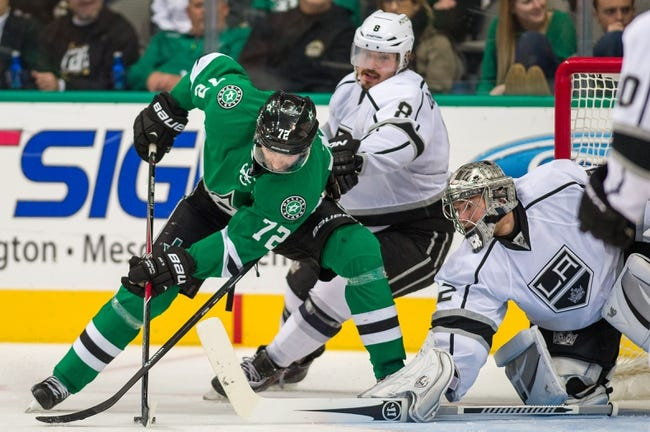 Los Angeles Kings vs. Dallas Stars - 11/13/14 NHL Pick, Odds, and Prediction
