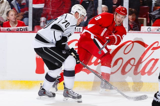 Los Angeles Kings vs. Detroit Red Wings - 2/24/15 NHL Pick, Odds, and Prediction