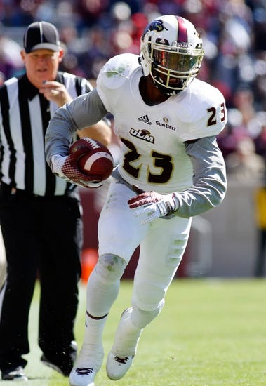 Ga Southern Eagles vs. Louisiana-Monroe Warhawks - 11/29/14 College Football Pick, Odds, and Prediction