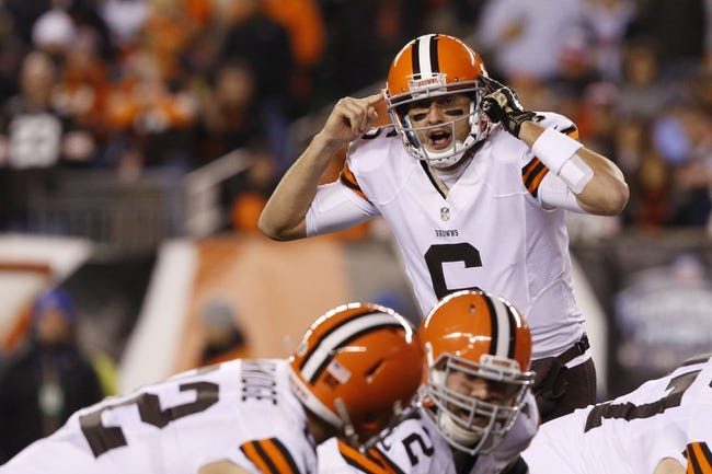 Browns vs. Texans - 11/16/14 NFL Pick, Odds, and Prediction