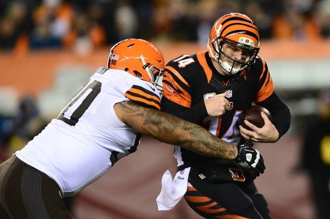 Fantasy Football 2015: Browns at Bengals Week 9 Preview