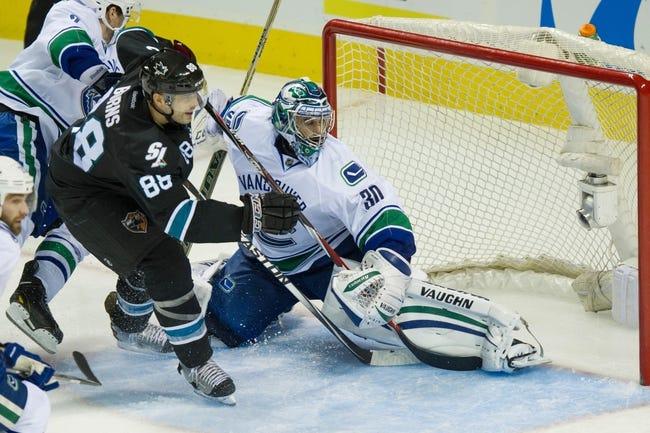NHL | Vancouver Canucks (20-11-3) at San Jose Sharks (19-12-5)
