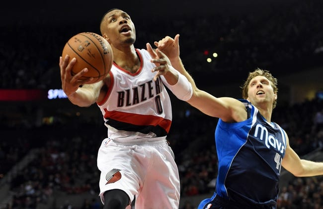 Mavericks vs. Trail Blazers - 2/7/15 NBA Pick, Odds, and Prediction