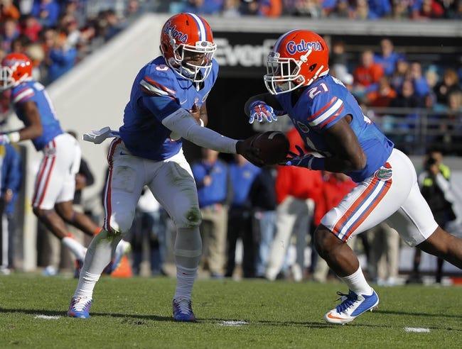 Florida vs. South Carolina - 11/15/14 College Football Pick, Odds, and Prediction