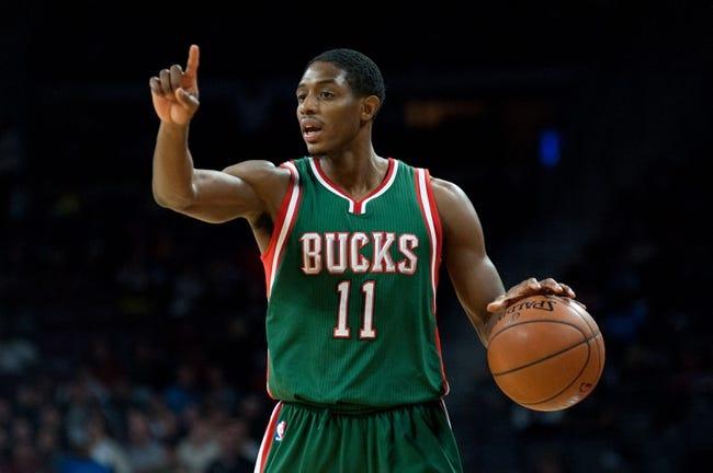 Bucks vs. Grizzlies - 11/8/14 NBA Pick, Odds, and Prediction