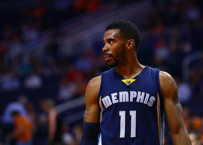Memphis Grizzlies vs. Phoenix Suns - 1/11/15 NBA Pick, Odds, and Prediction