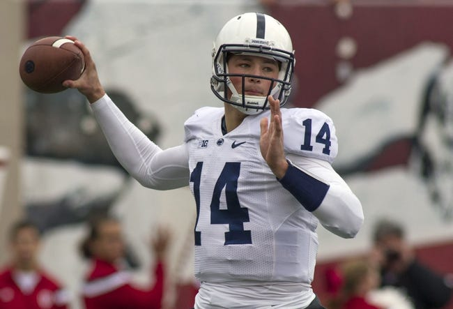 Illinois vs. Penn State - 11/22/14 College Football Pick, Odds, and Prediction