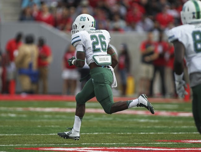 Tulane Green Wave vs. Memphis Tigers - 11/15/14 College Football Pick, Odds, and Prediction