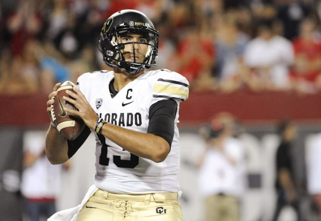 College Football Preview: The 2015 Colorado Buffaloes
