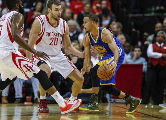 Warriors vs. Rockets - 12/10/14 NBA Pick, Odds, and Prediction