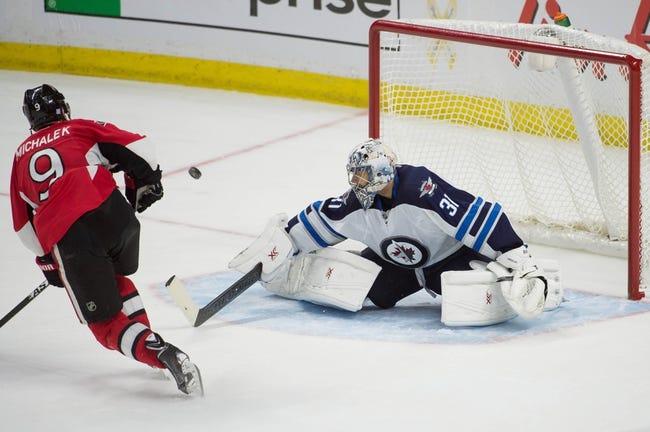 Winnipeg Jets vs. Ottawa Senators - 3/4/15 NHL Pick, Odds, and Prediction