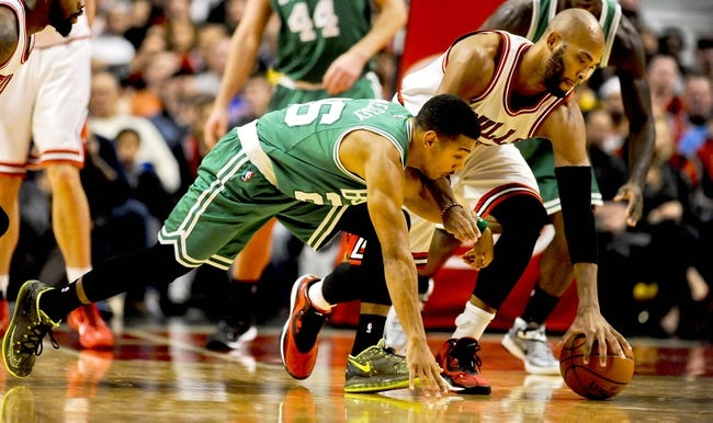 Celtics vs. Bulls - 11/28/14 NBA Pick, Odds, and Prediction
