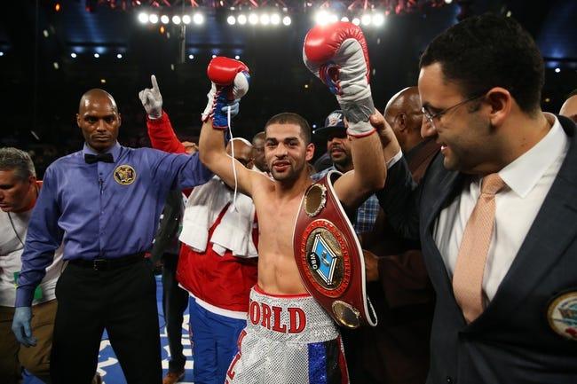 Sadam Ali vs. Jessie Vargas Boxing Preview, Pick, Odds, Prediction - 3/5/16