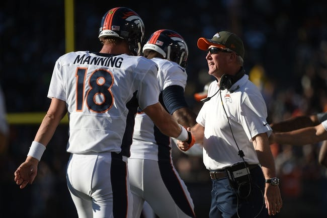 Rams vs. Broncos - 11/16/14 NFL Pick, Odds, and Prediction