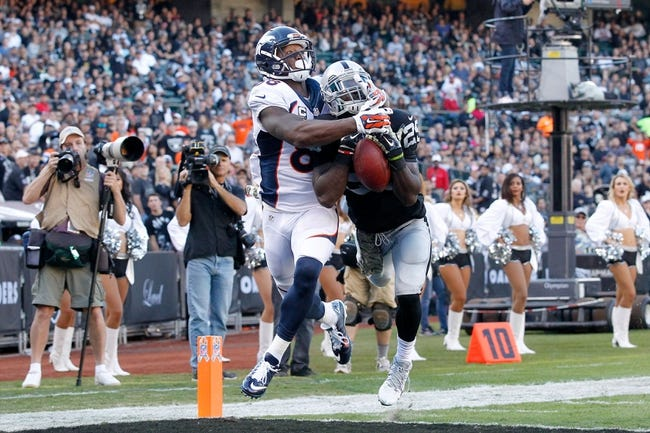 Broncos vs. Raiders - 12/28/14 NFL Pick, Odds, and Prediction