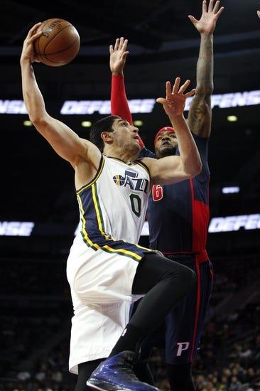 Detroit Pistons vs. Utah Jazz - 10/28/15 NBA Pick, Odds, and Prediction