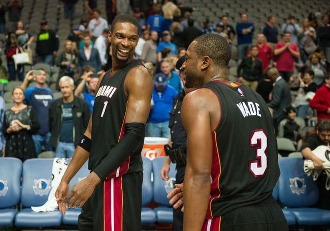 Heat vs. Mavericks 1/30/15 -  NBA Pick, Odds, and Prediction