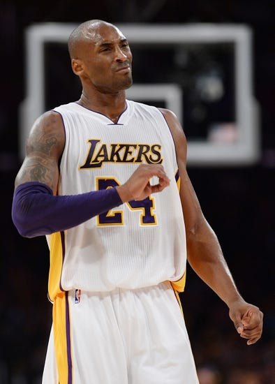 NBA News: Why The Los Angeles Lakers Should Trade Kobe Bryant