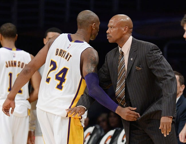 Pelicans vs. Lakers - 11/12/14 NBA Pick, Odds, and Prediction