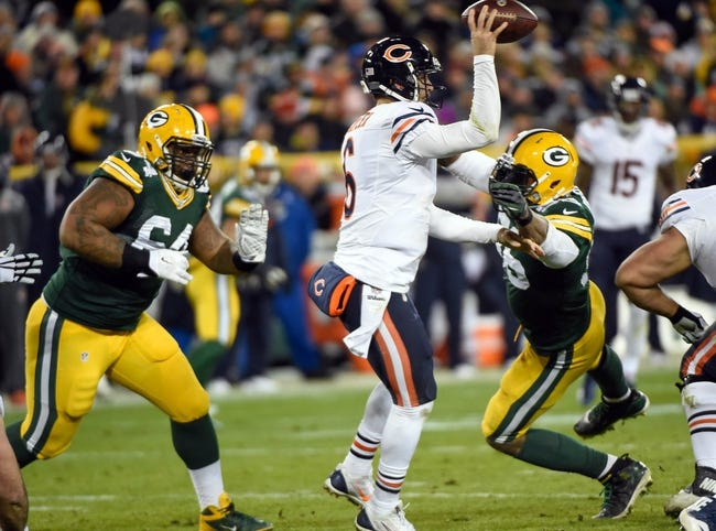 Bears vs. Packers - 9/13/15 NFL Pick, Odds, and Prediction