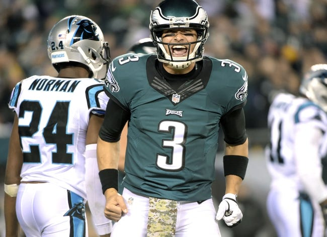 Carolina Panthers at Philadelphia Eagles 11/10/14 NFL Score, Recap, News and Notes
